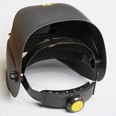 Сварочная маска ESAB Eco-Arc II 11 DIN вид сзади